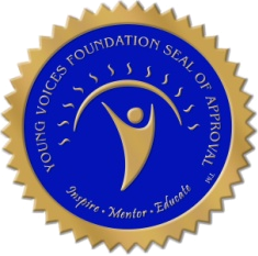 Young Voices Foundation Seal