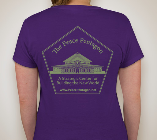 Women's Purple Back
